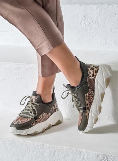 Elle Sneakers Yeşil